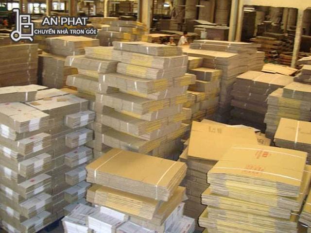 Bán thùng carton cũ mới giá rẻ tại Hà Nội