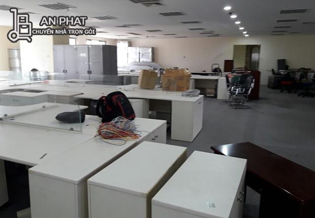 Dịch vụ chuyển văn phòng giá rẻ tại Hà Nội