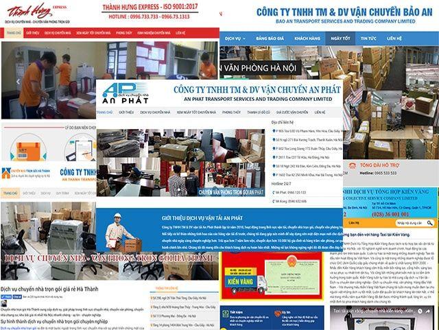 5 dịch vụ chuyển nhà uy tín chuyên nghiệp tại Hà Nội