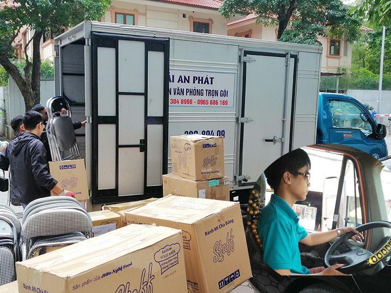 Thông tin tuyển dụng tài xế xe tải