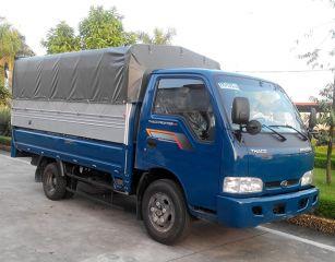 Áp lực của tài xế xe tải dịch vụ chuyển nhà