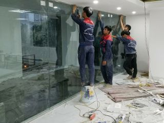 Địa chỉ thu mua cửa kính cường lực tại Hà Nội
