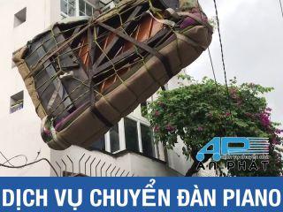 Dịch vụ vận chuyển đàn piano tại Hà Nội