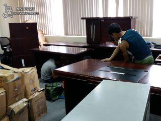 Dịch vụ chuyển văn phòng trọn gói Hà Nội
