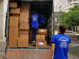 Dịch vụ chuyển đồ trọn gói chuyên nghiệp tại Hà Nội
